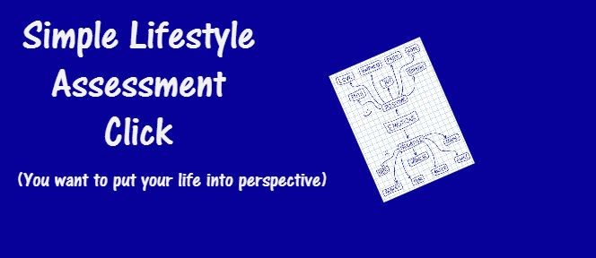 Designing Your Life Today Life Assessment