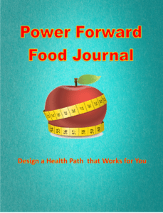 Power Forward Food Journal (Pre-order now)