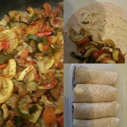 Vegetable Wrap, Designing Your Life Today, Pat Council