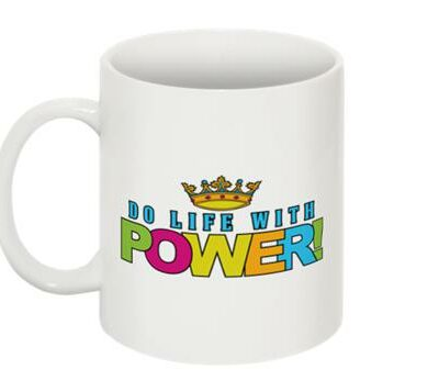 Do Life with Power Mug