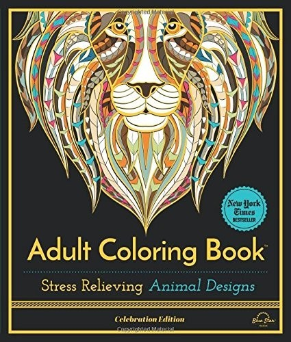 relaxation, adult coloring book, stress-free
