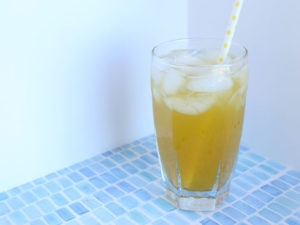Refreshing citrus cooler, Pat Council, designing your life today