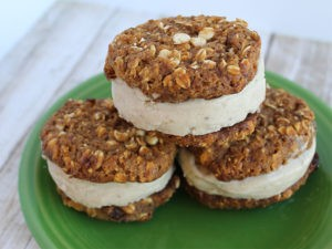 protein ice cream sandwiches, Pat Council, designing your life today